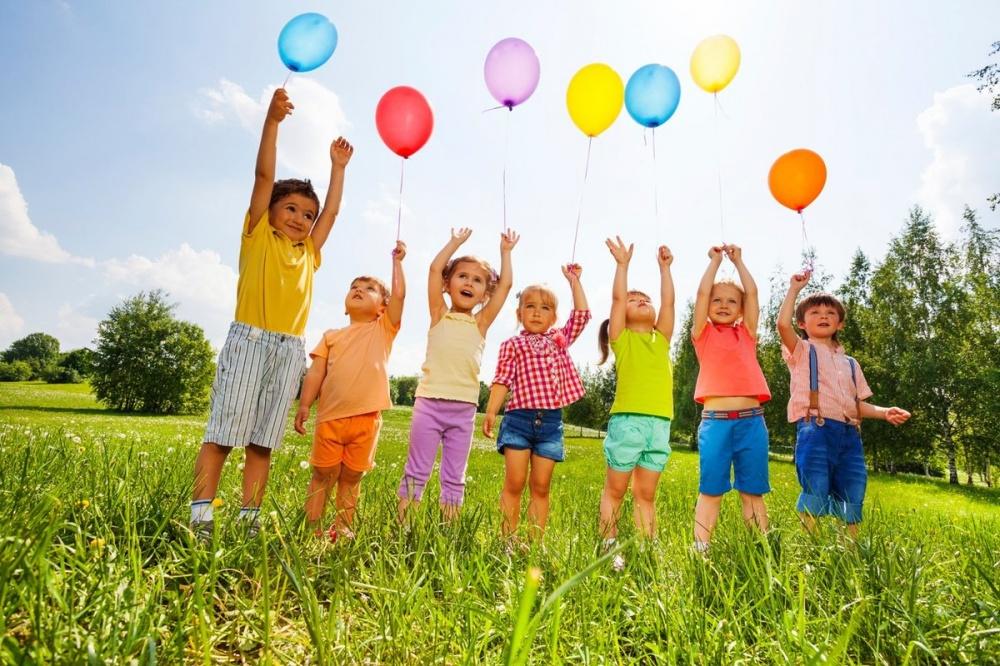 Виртуальный праздник «Международный День защиты детей»