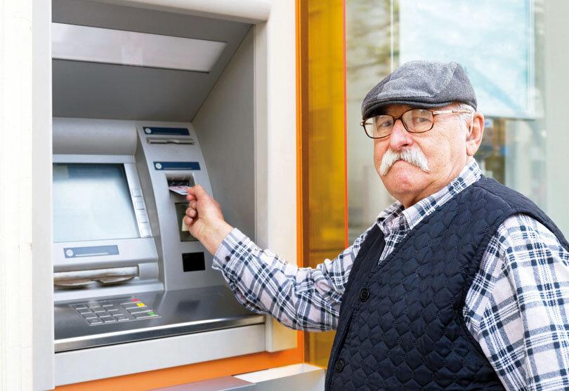 Больше половины пенсионеров региона получают пенсию через банк