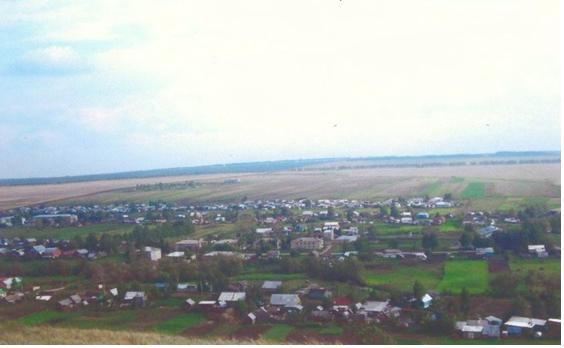 село Большой Толкай