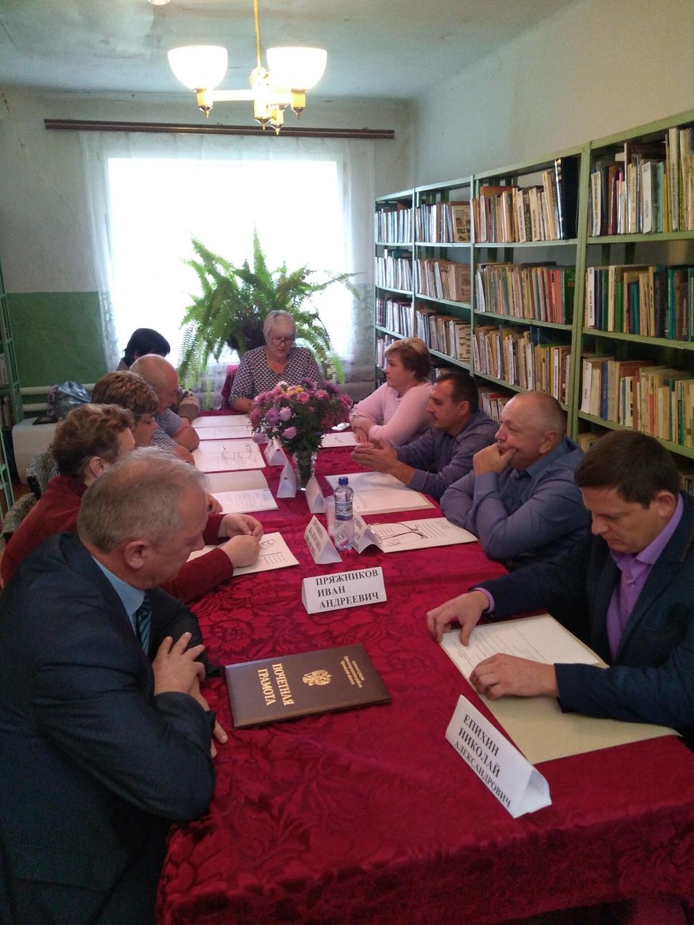 19 сентября состоялись выборы Главы Россошенского сельского поселения