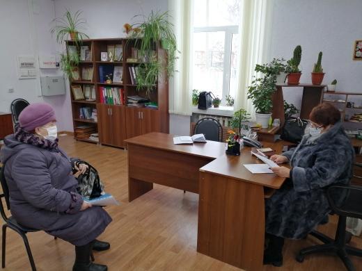 Прием граждан по личным вопросам в поселке Новольвовск