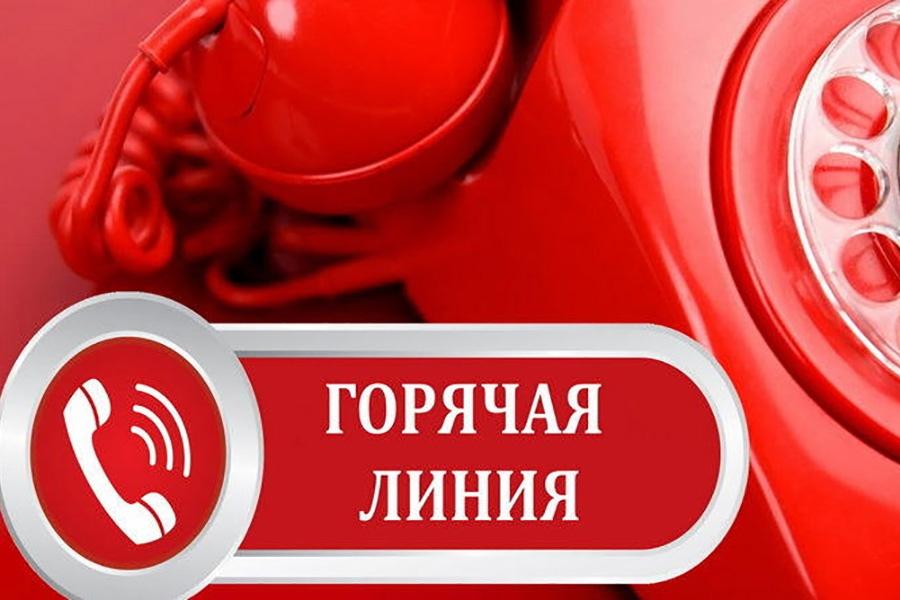 """04 декабря 2019 года  Кадастровая палата по Тульской области проведет телефонную """"горячую линию"""" для заявителей"""