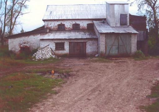 Паровая мельница купца Чагаева, постройки 1906 года