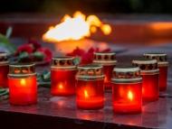 Акция «Свеча памяти» прошла в селе Бабяково 21 июня 2018 года