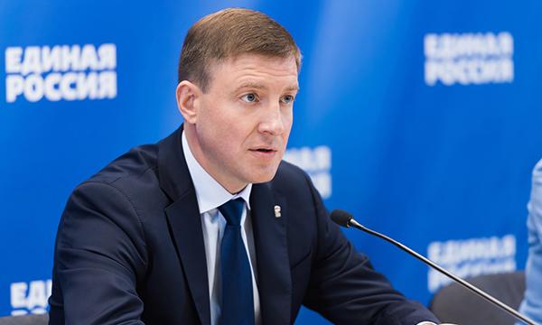 Андрей Турчак: «Единая Россия» поддержит проект федерального бюджета на 2021 — 2023 годы  Партия несколько месяцев работала над документом вместе с Правительством