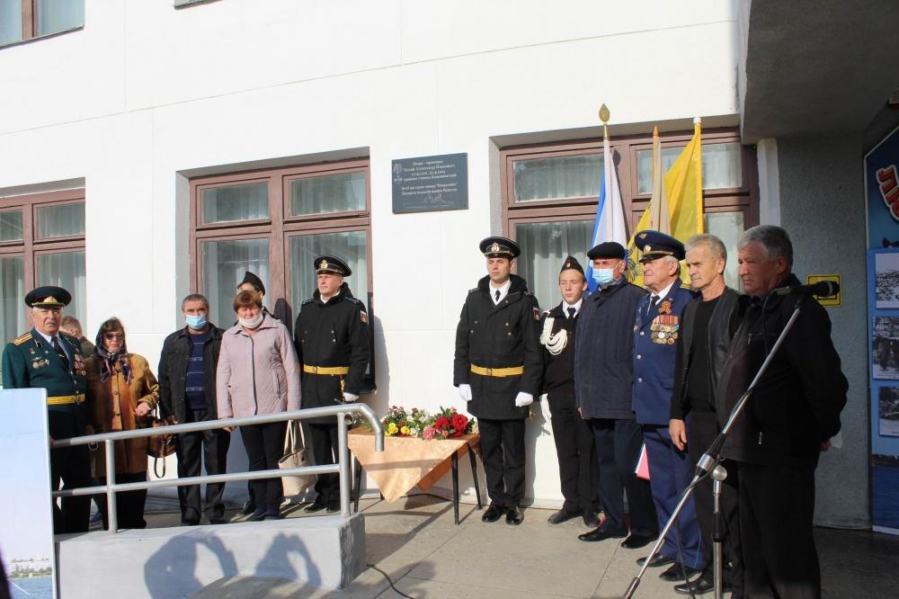 «Подвиг памяти».  65 лет назад линкор «Новороссийск» подорвался на фашистской мине в Севастопольской бухте