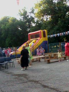 Праздник День села. Развлечения