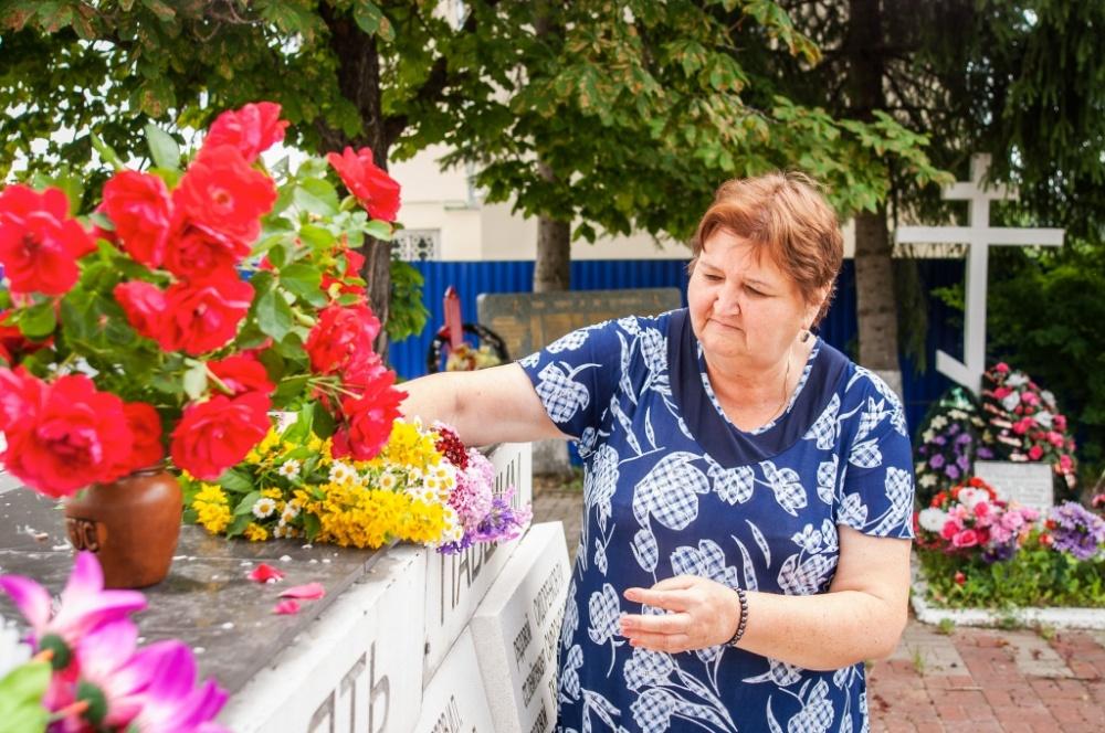 Митинг, посвященный Дню памяти и скорби, прошел в поселке Мятлево