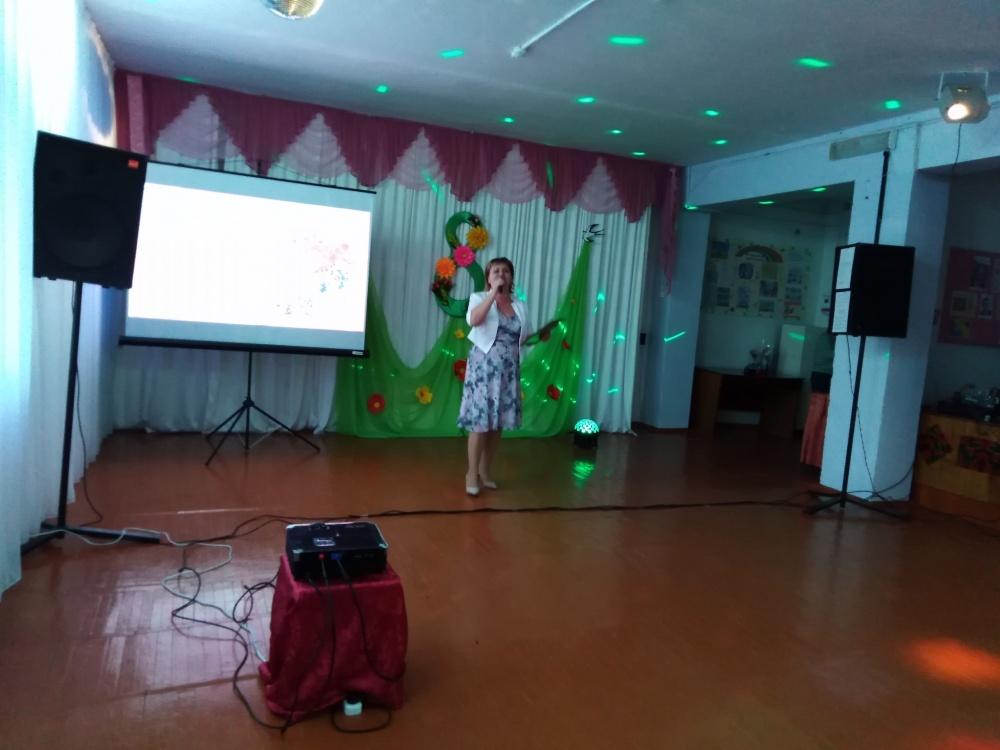 Поздравление жителей Моревского сельского поселения Ейского района с наступающим Международным женским Днём 8 Марта