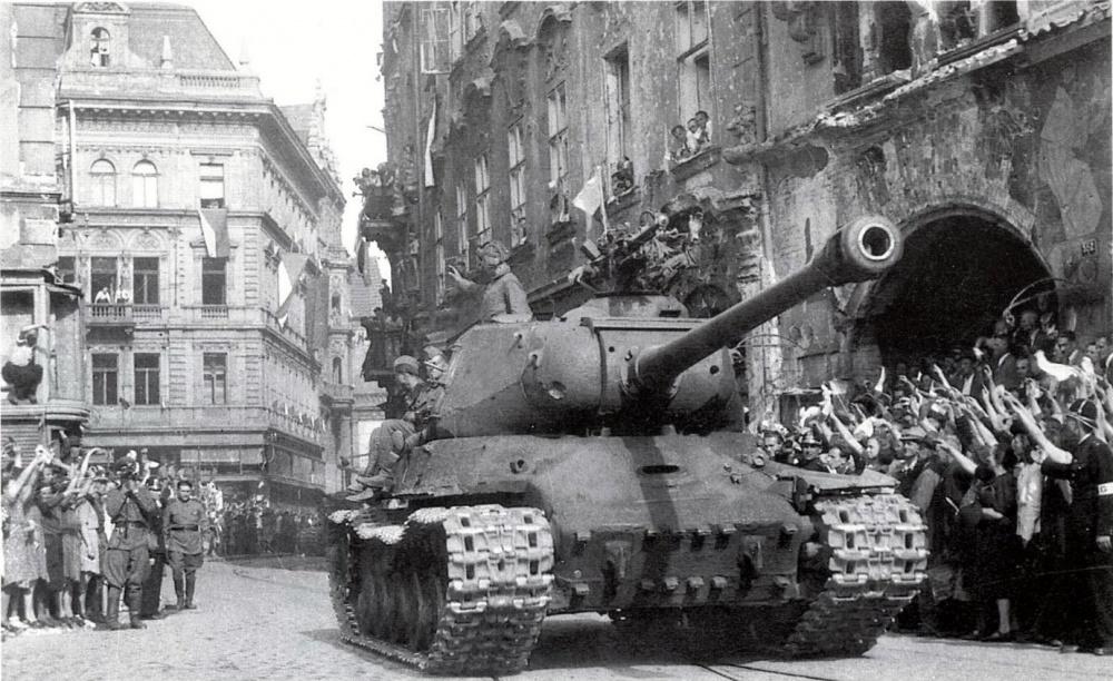 К 75-летию начала Пражской операции