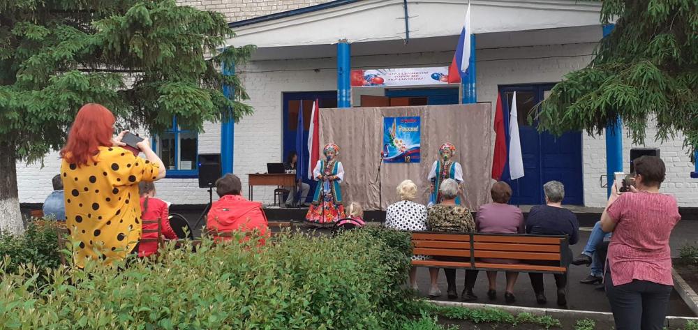 12 июня в село Абрамовка