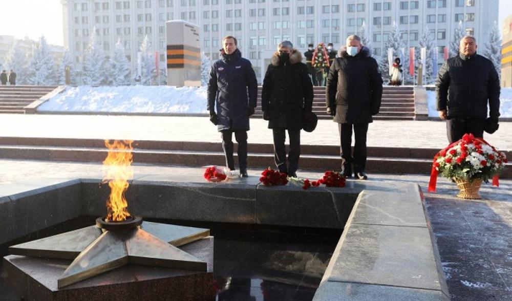 23 февраля «Единая Россия» вместе с волонтерскими объединениями проведет всероссийскую акцию «Защитим память героев».