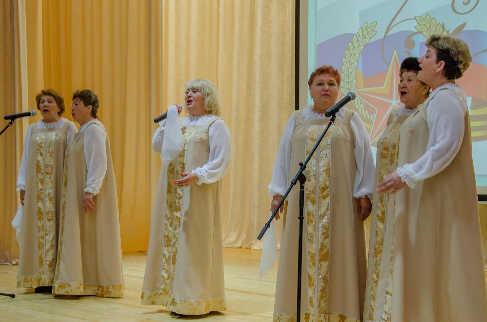 Фестиваль военно-патриотической песни в ФКЦ