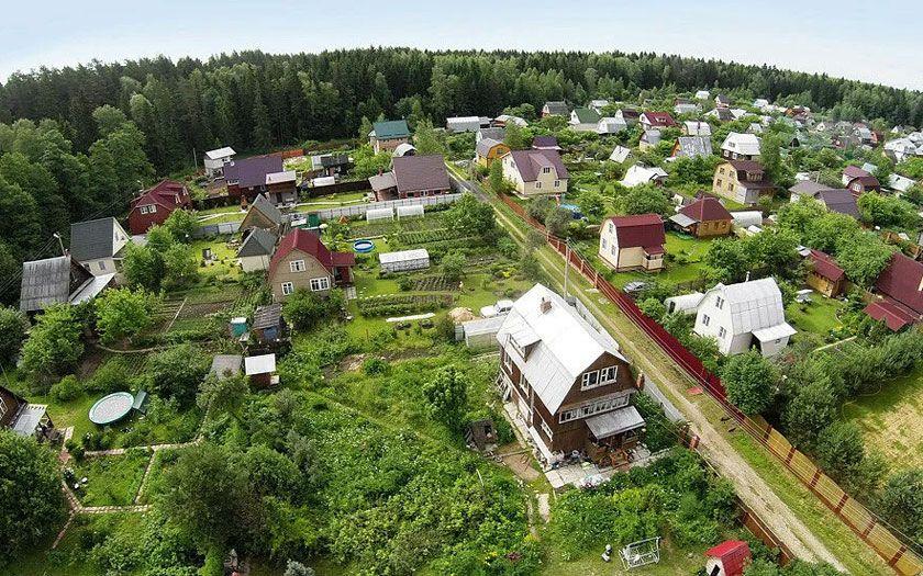 Госдума окончательно приняла законопроект «Единой России», совершенствующий деятельность СНТ