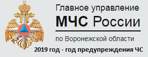 МЧС России по Воронежской области Полезная информация