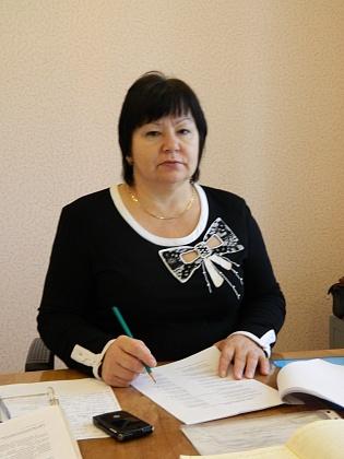 Венидиктова Любовь Викторовна