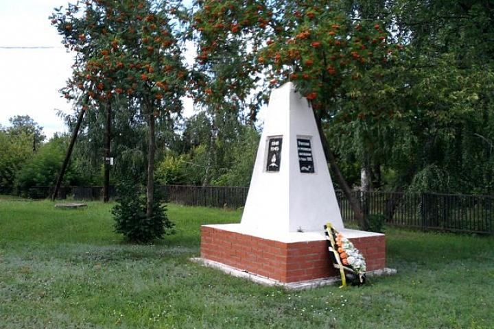 Памятник учителям, погибшим в годы ВОВ