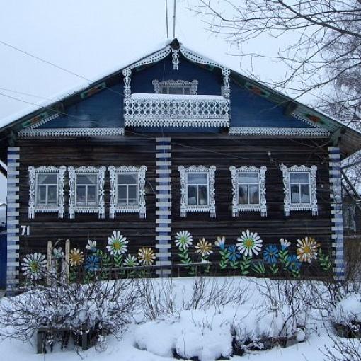 Дом В.Г.Удина