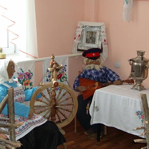 музей старины при доме культуры