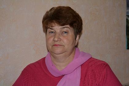 Чернышова Надежда Ивановна