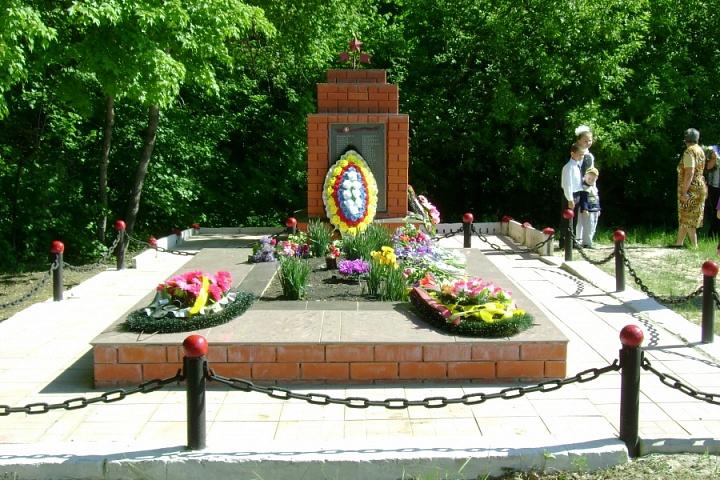 памятник № 154 х. Пасеково