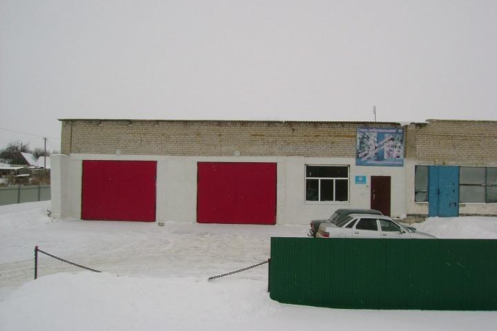 Здание ДПК х. Соленый Пасековского сельского поселения