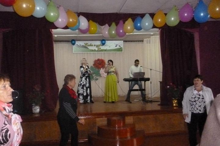 дискотека на день села