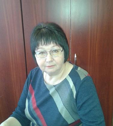 Каширина Алла Викторовна