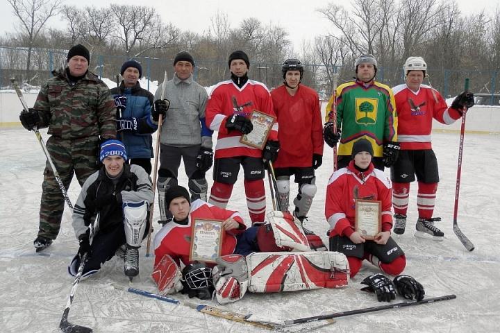"""хоккейная команда """"Бютиг"""""""
