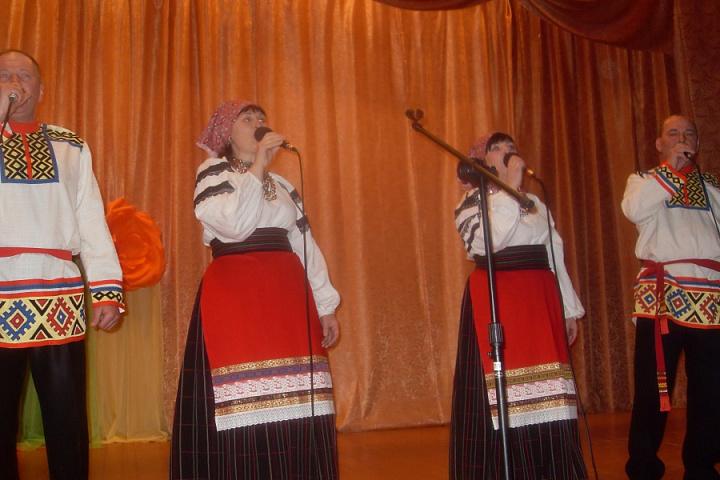 Концерт 8 марта 2017 г. с. Шубное