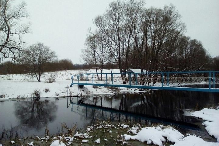 Река Любовша