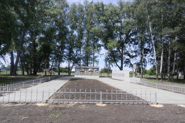 Памятник п.Дмитриевка
