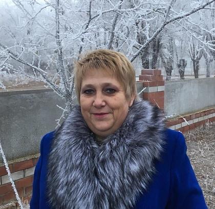 Верещагина Галина Петровна