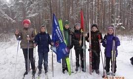 22.12.18 уч-ки Кострома лыжная