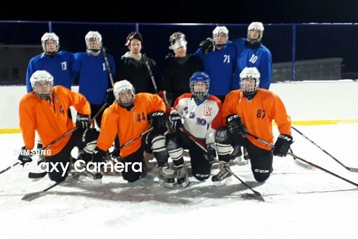 Хоккейсты