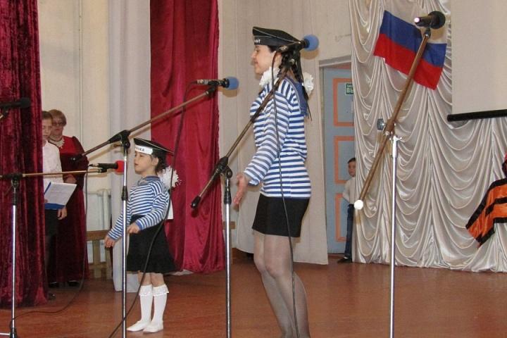 """IКонцерт """"Защитникам Отечества"""""""