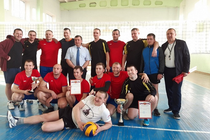 волейбол 1