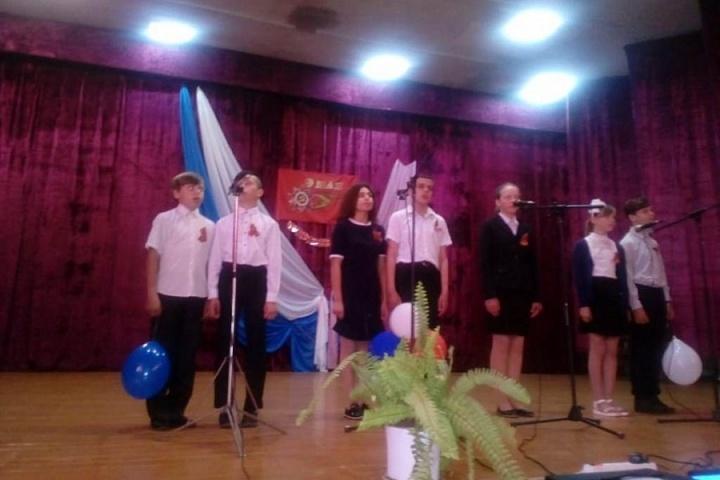 концерт п. Терехово