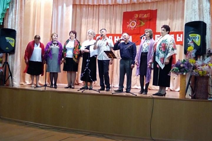 концерт п. Нижняя Каменка