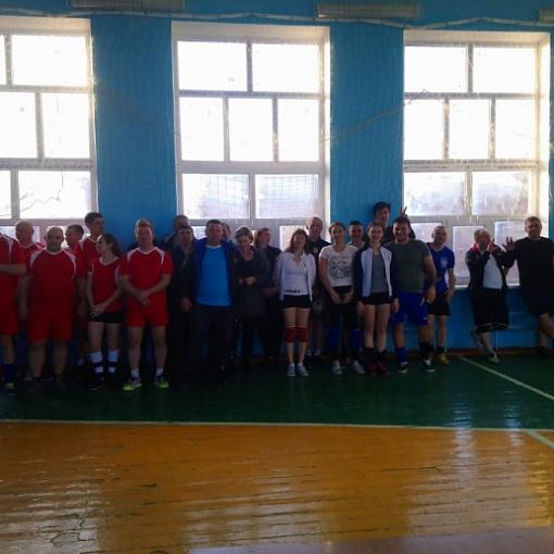 Турнир по волейболу 02.03.2019