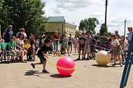 День защиты детей в поселке Мятлево Здравствуй, лето!