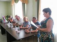В поселке Мятлево обсудили вопросы медицинского обслуживания