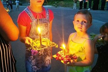 Свеча памяти – свеча любви