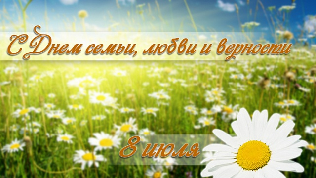 День семьи, любви и верности в Бабяковском сельском поселении