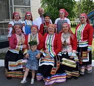 """17 июня 2019 года фольклорный ансамбль """"Цуцепочка"""