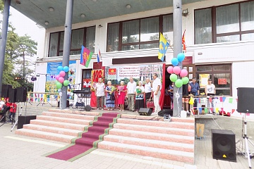 Станица Новониколаевская отметила свое 128-летие