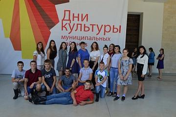 Участие в районных днях культуры в г.Воронеж