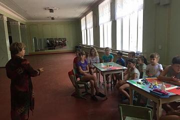 Мероприятие квест-игра, посвященное году волонтерства - «Доброта спасет мир»