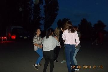 День молодёжи в Старотишанском СДК