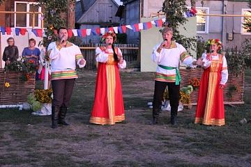 Выездной концерт в с.Нижнемарьино
